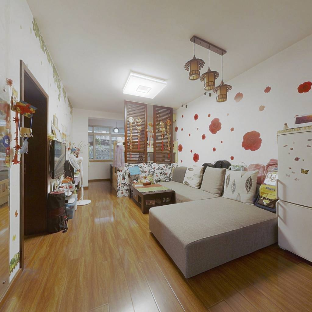 房子装修保养好 低层正规大套一  宽窄巷子地铁口