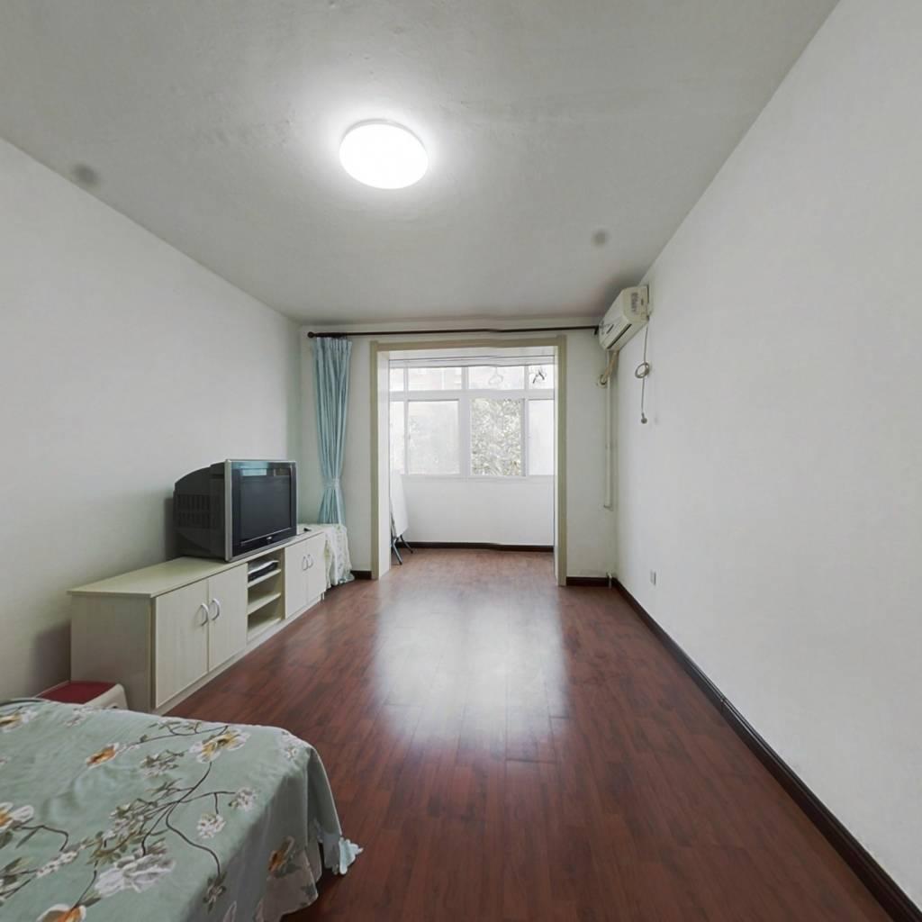 西环里小区  纯南向两居室    精装修