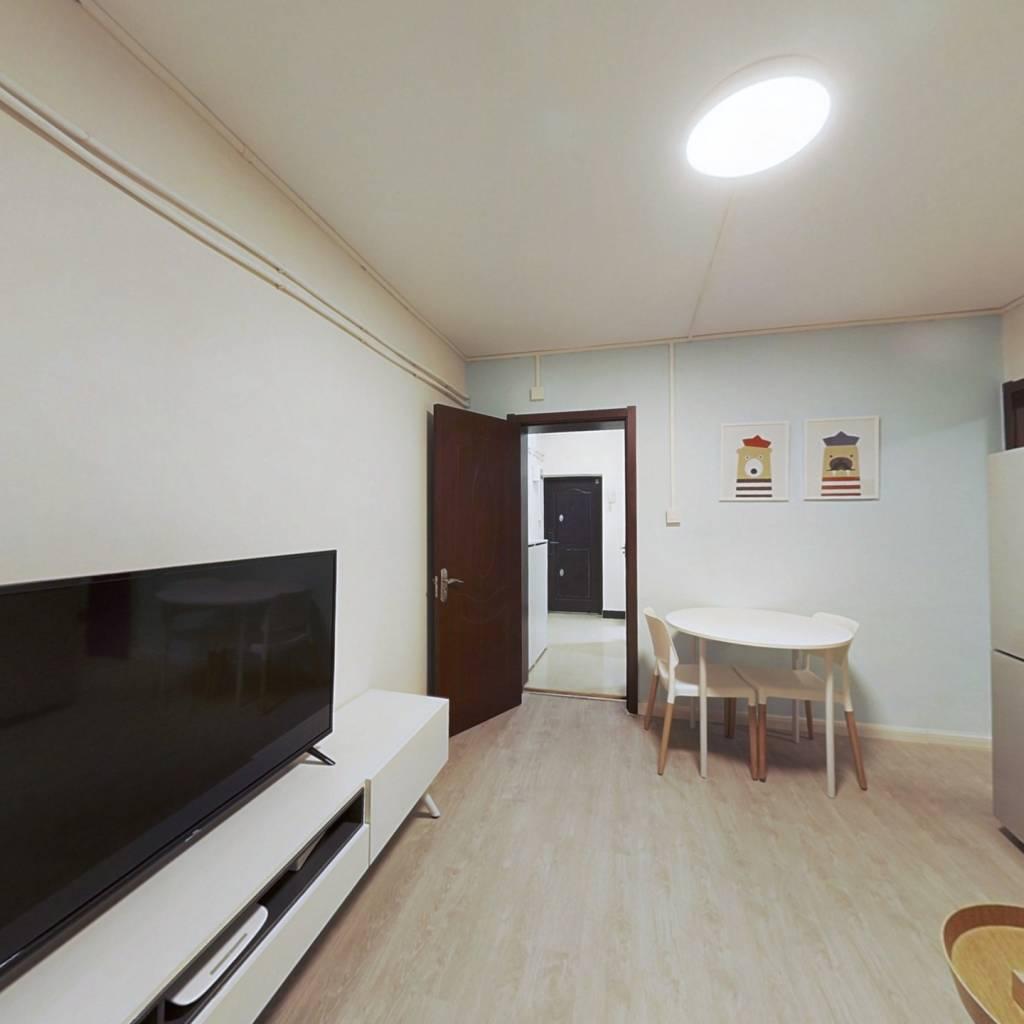 整租·盈江东里 1室1厅 北卧室图