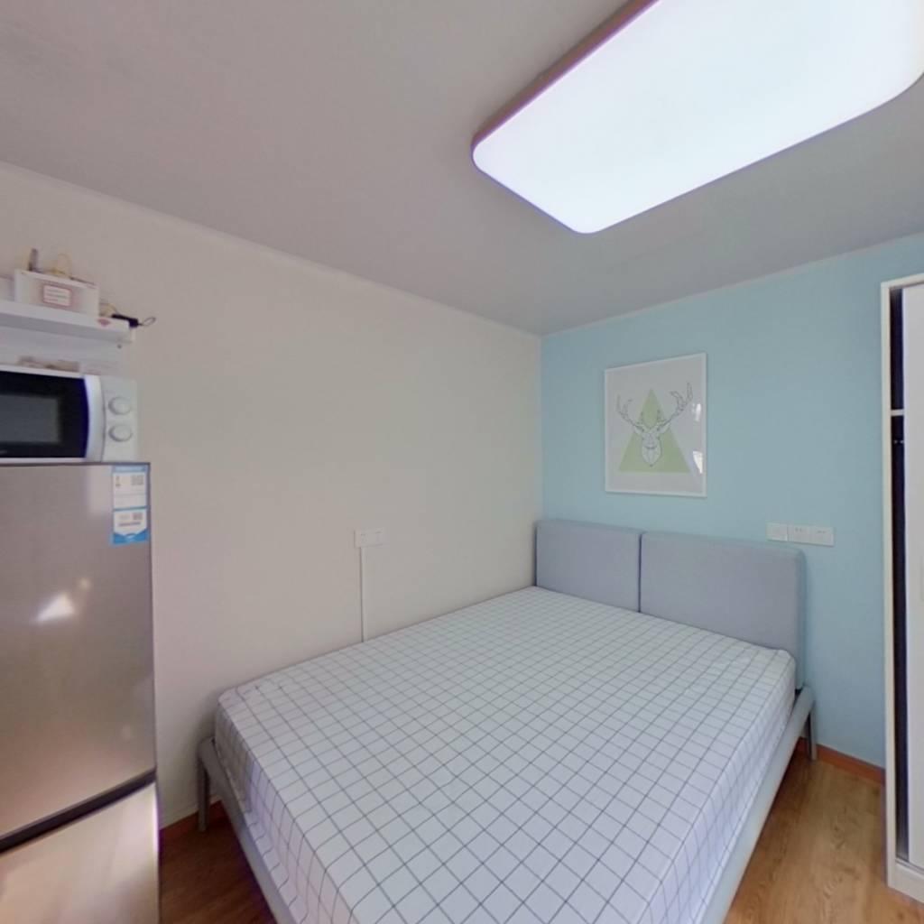 整租·日晖二村 1室1厅 西卧室图
