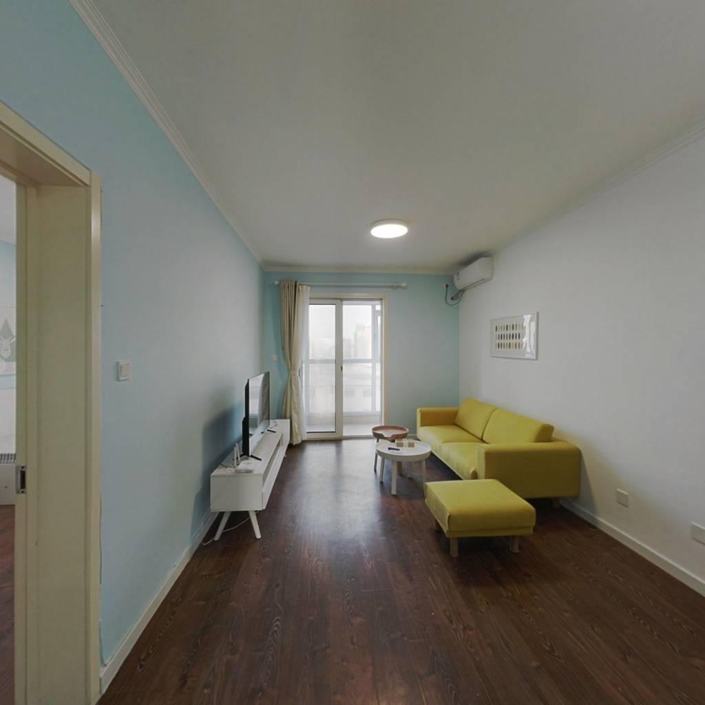 整租·沿海赛洛城六期 2室1厅 东南卧室图