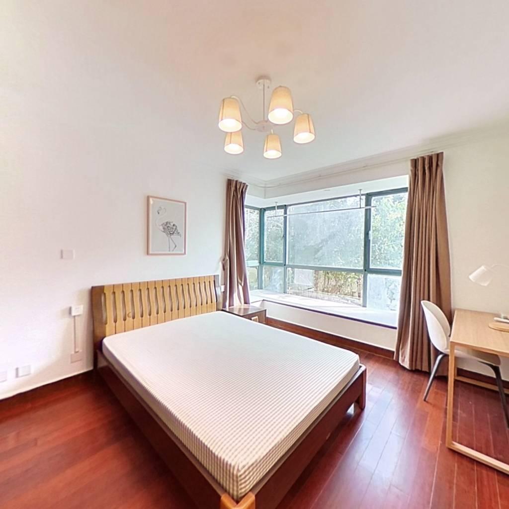 合租·嘉利豪园 3室1厅 南卧室图