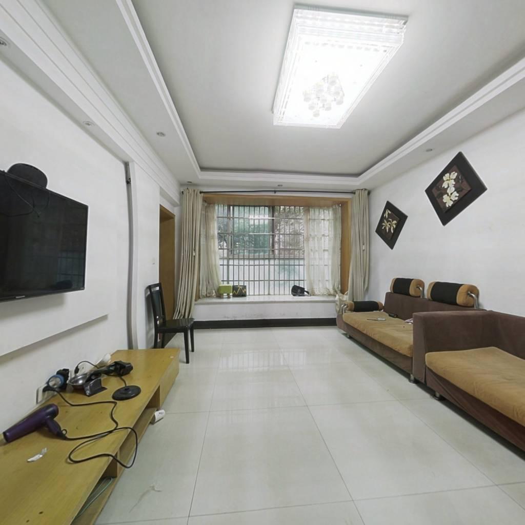 向塘翠湖名都简装房客厅卧室方正 空间划分和谐有序