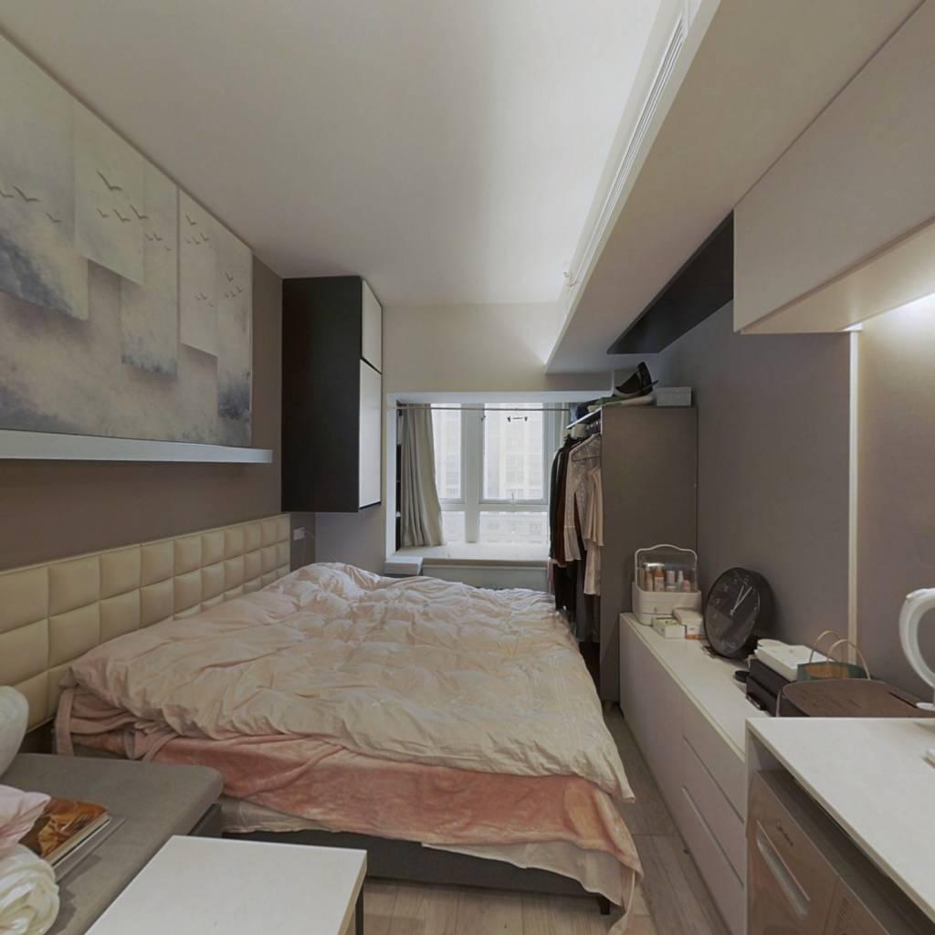 金科米兰尔家公寓精装一房房东诚心出售酒店式公寓