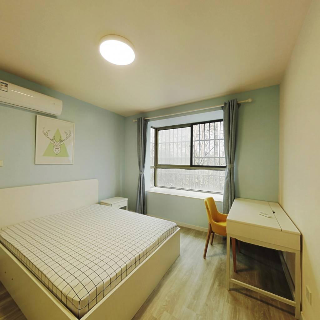 整租·馨佳园(韶山路418弄) 1室1厅 南卧室图