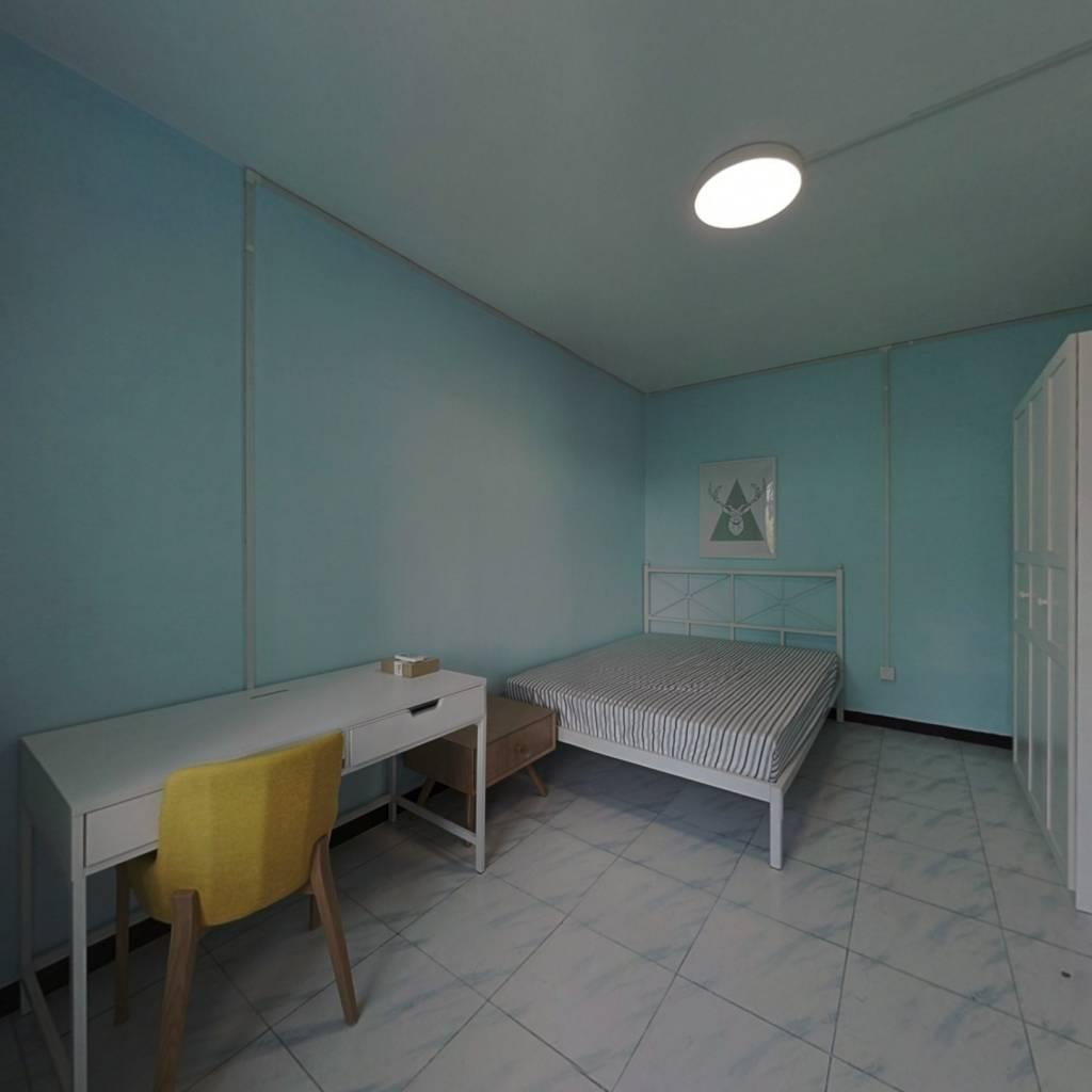 整租·木樨地 1室1厅 南卧室图