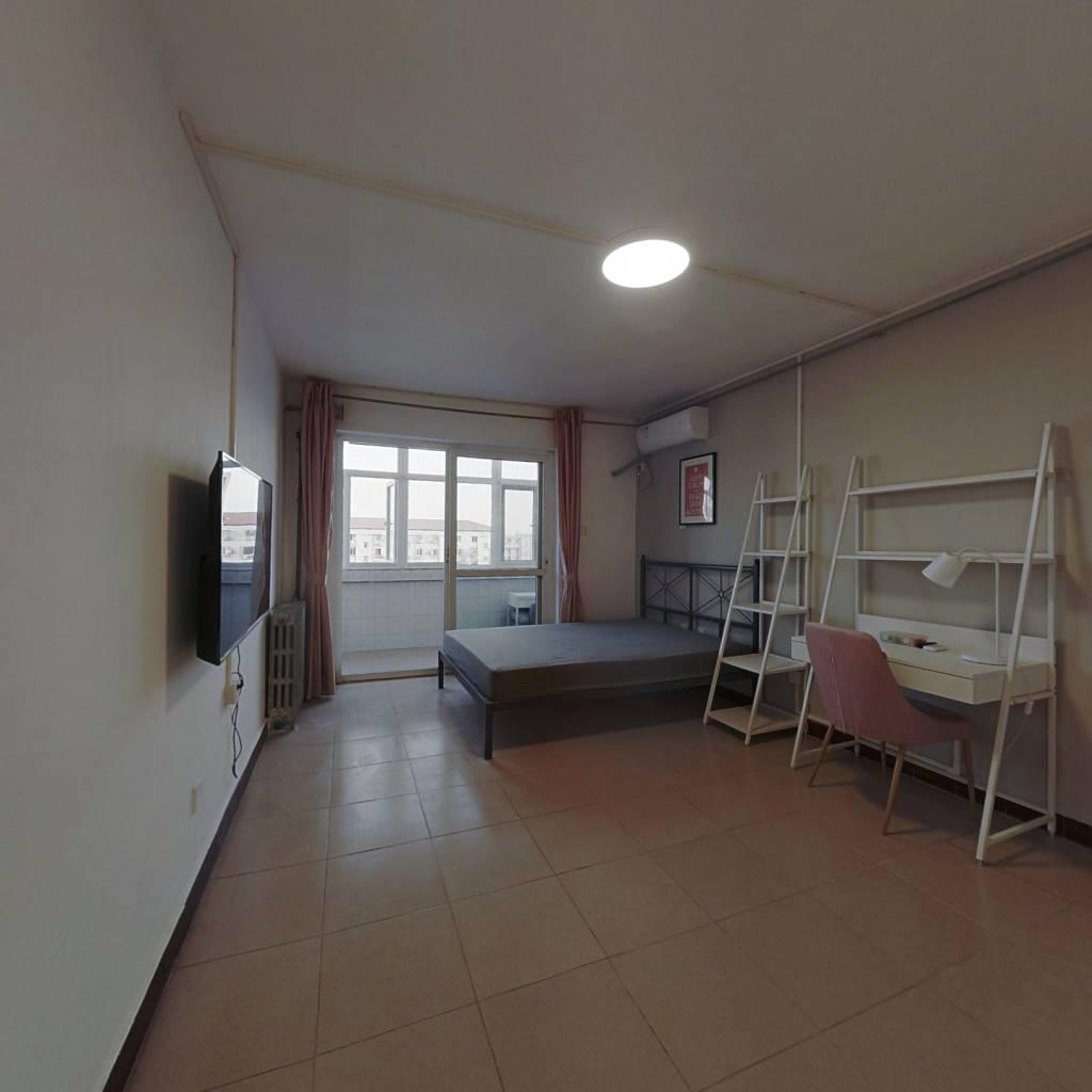 合租·建新南区 3室1厅 北卧室图