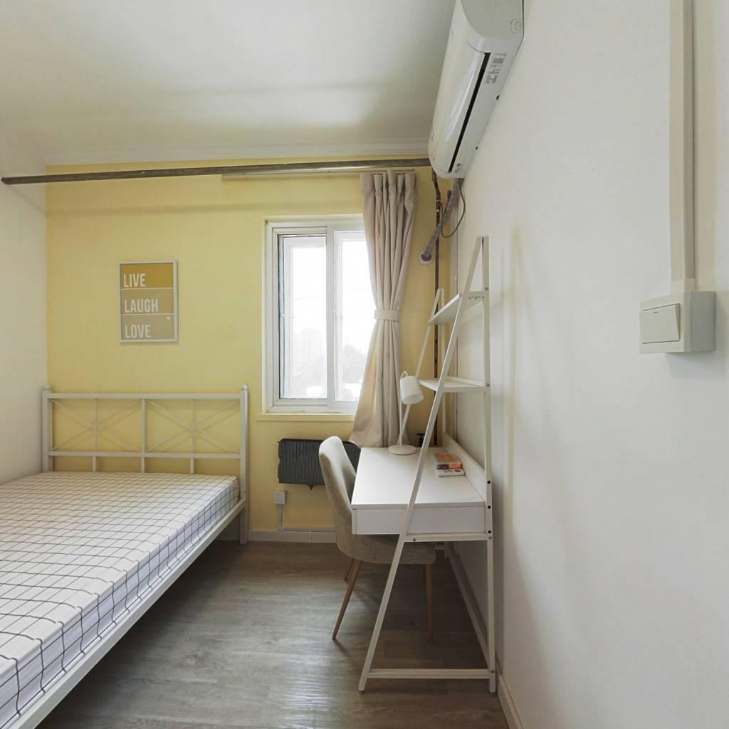 合租·天宁寺东里 3室1厅 东卧室图