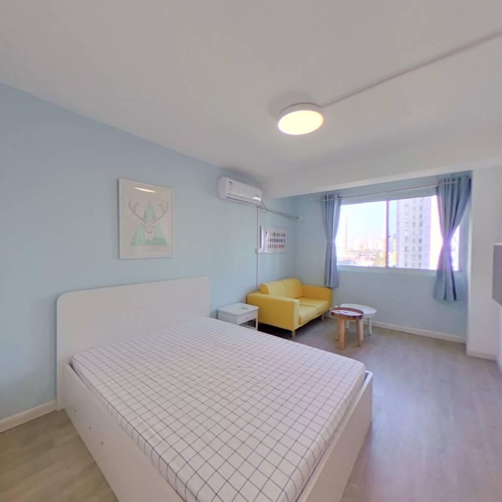 整租·锦城公寓(长宁) 1室1厅 东卧室图