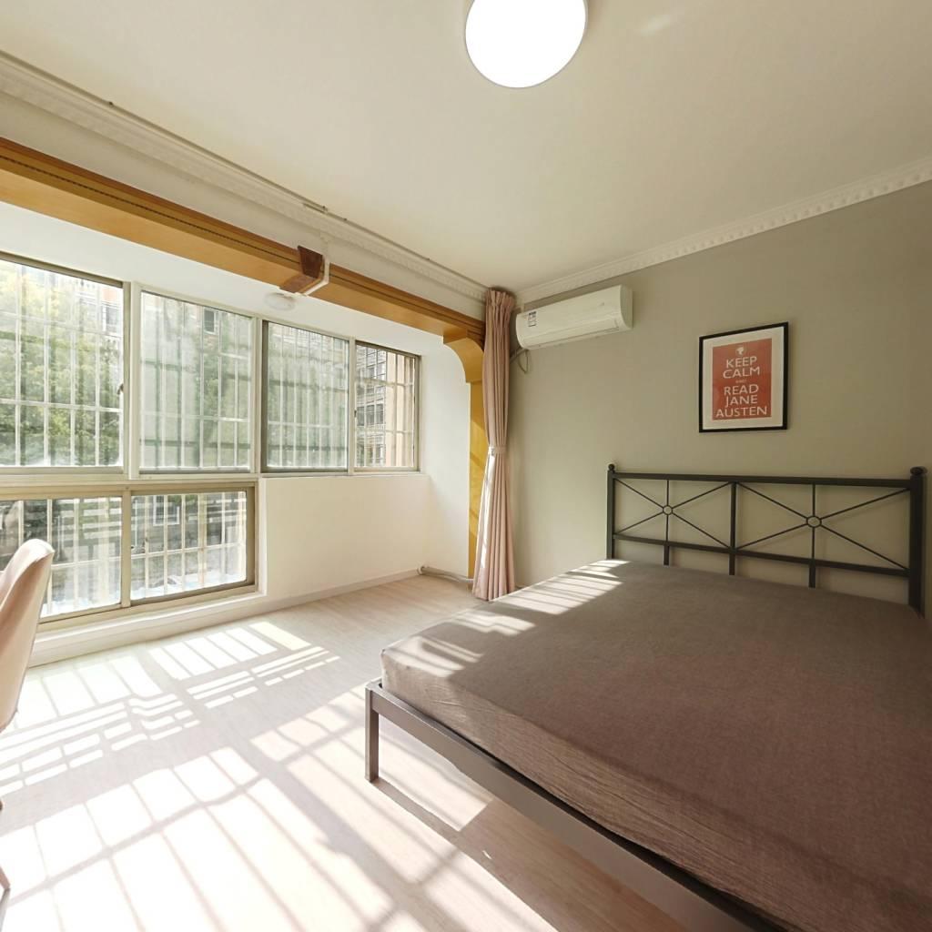 合租·祁连家园 3室1厅 南卧室图