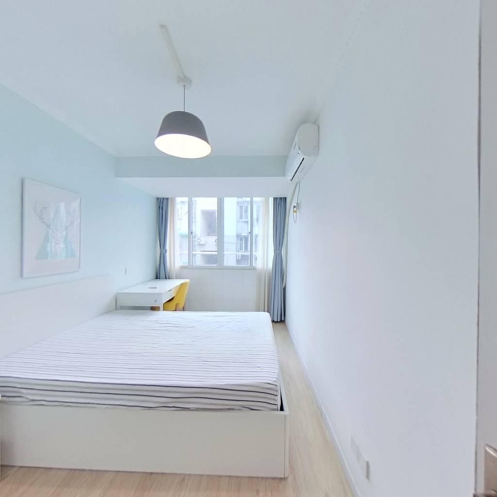 整租·东园小区 2室1厅 南卧室图